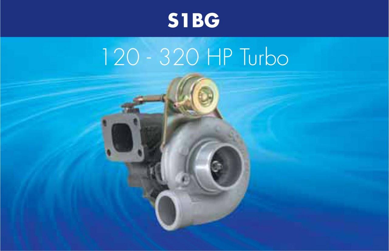 Turbosprężarka Borg Warner AirWerks S1BG - GRUBYGARAGE - Sklep Tuningowy